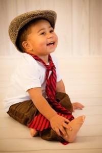 Kin's grandson Kayden